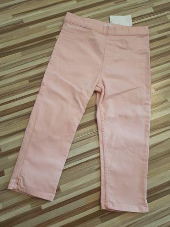 Spodnie jegginsy H&M r.140 - NOWE - super cena