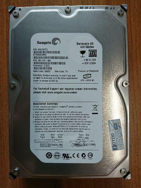 HDD Seagate Barracuda ES 400GB (ST3400620NS)
