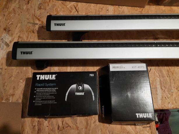 bagaznik Thule wingbar volvo v90