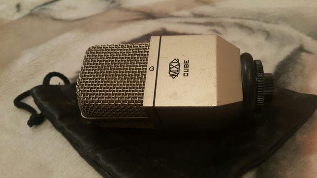 Mxl Cube wokalny mikrofon pojemnosciowy
