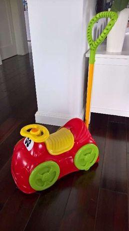 chicco auto jeździk pchacz