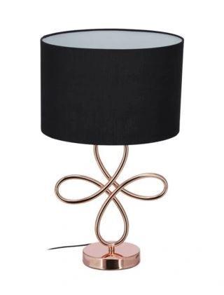 Lampa stołowa Relaxdays 50 cm nowa