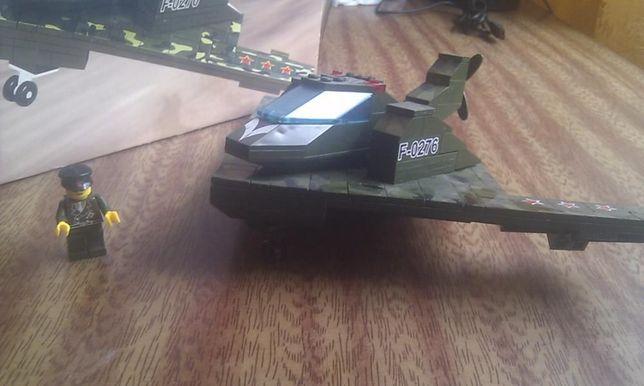 Лего Brick Военный самолет (большой)