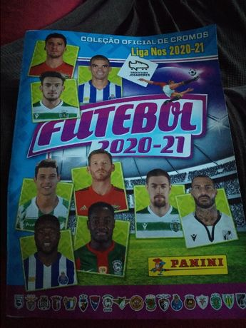 Cromos Futebol Liga NOS 2020/21
