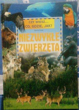 Niezwykłe zwierzęta - Danuta Ciszak