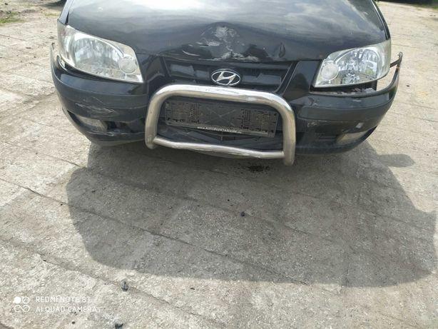 Hyundai Matrix Drzwi prawy tył