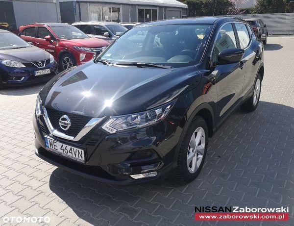 Nissan Qashqai 1.3 Acenta 140 KM. Kamera cofania. Wyświetlacz...
