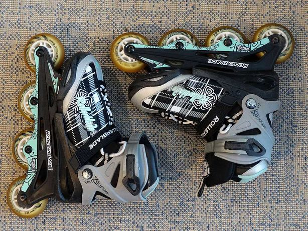 Rolki Rollerblade Alpha XR Rozmiar 32 - 35