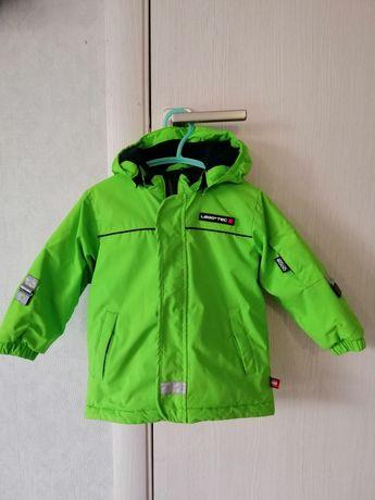 Куртка зимова для хлопчика lego