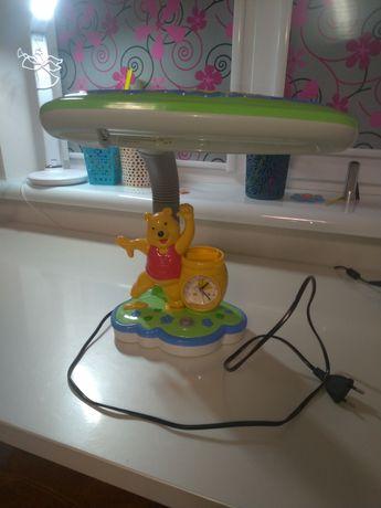 Детская настольная лампа Винни Пух