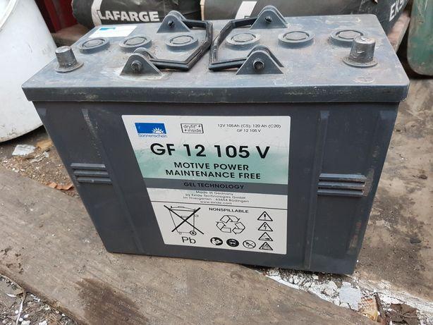 Akumulator żelowy Sonnenschein GF 12 105V