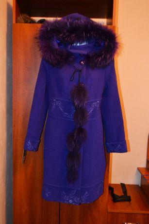 Пальто  зима новое!