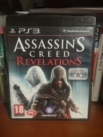 Assassin's Creed Revelations Ps3 zawiera AC 1