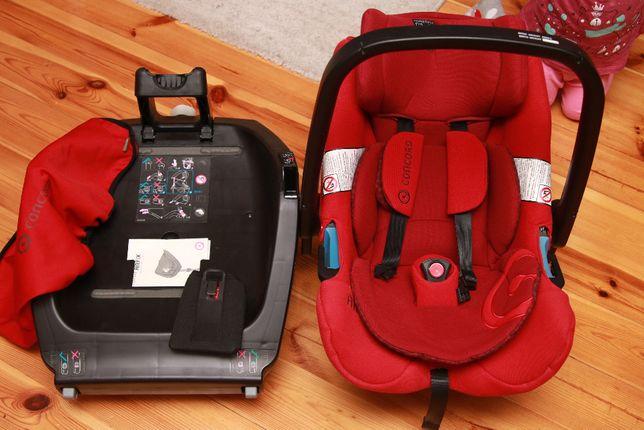 Fotelik+ baza Isofix Concord Air Safe