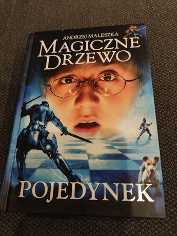 Magiczne drzewo pojedynek Andrzej Maleszka