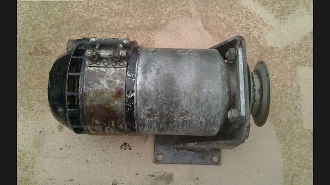 Генератор -двигун ГСК 1500 27 вольт