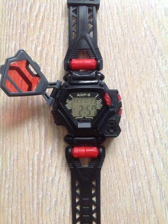 Часы на мальчика спецагента Spin master Spy Gear от 4лет
