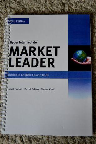 Książka MARKET LEADER Upper Intermediate 3th Edition