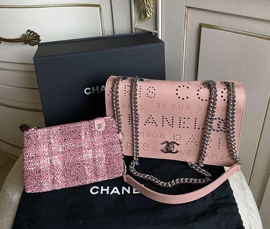 Сумка Chanel оригинал шанель розовая hermes dior louis vuitton