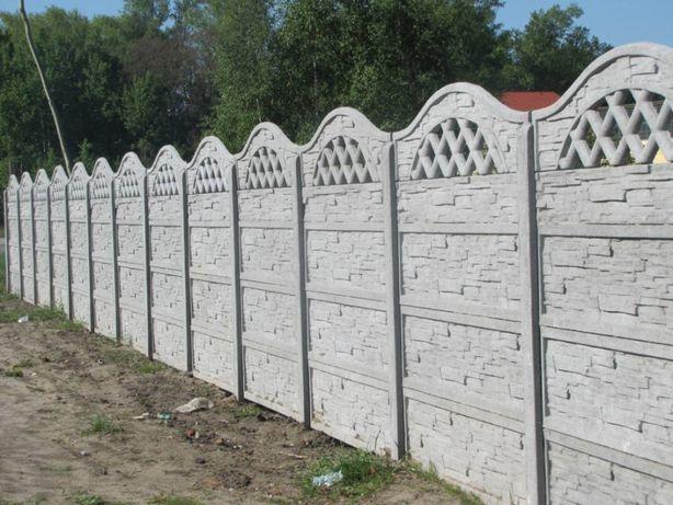 Ogrodzenia Betonowe Płoty , Garaże z płyt do 3,5m