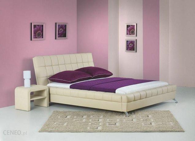 Łóżko tapicerowane 160x200 Halmar bonita beżowe