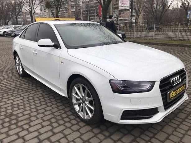 Audi A4 S-Line 2013