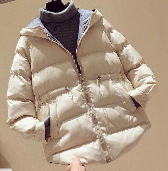 Куртка женская с капюшоном Борисполь - изображение 1