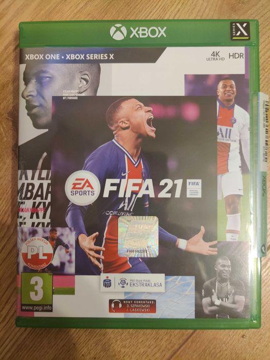 FIFA 21 Xbox one Kraków - image 1