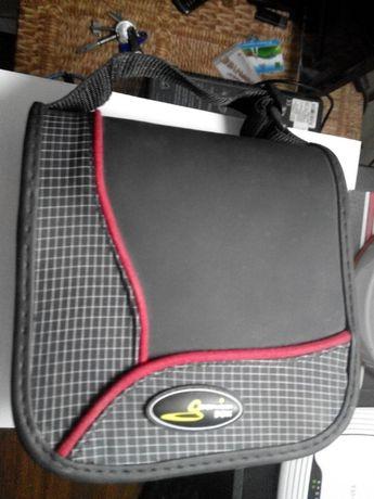 Сумка коробка кейс холдер чехол для дисков CD DVD двд