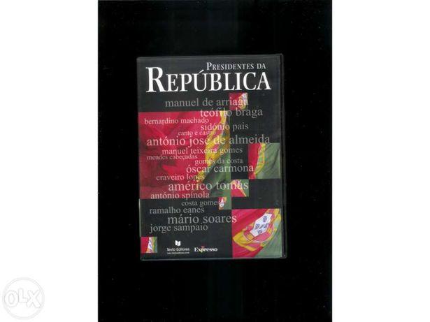 Presidentes da República (portes incluídos)
