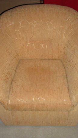 dwa fotele wypoczynkowe/ fotele