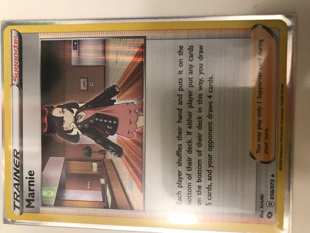 Karty Pokemon Marnie i Machamp 56/73 26/73