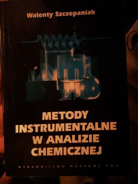 Metody instrumentalne w analizie chemicznej