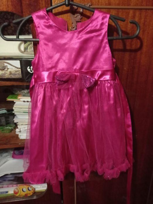 Платье для девочки 2 года Павленко - изображение 1