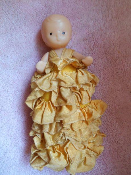 пупс-кукла в рюшах СССР