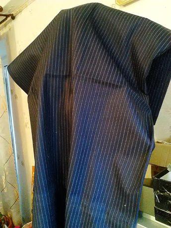 Отрез костюмной ткани ткани