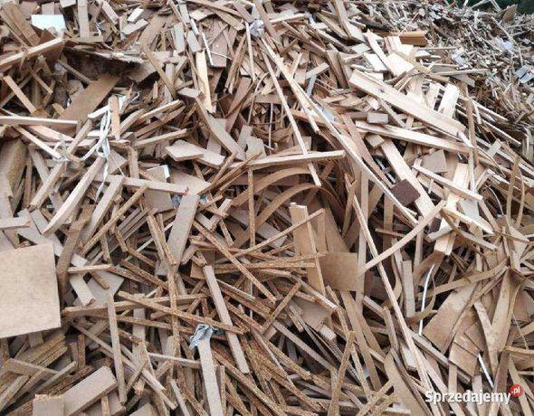 Oddam odpady drewniane popaletowe, na opał.