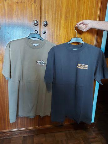 """2 t-shirts """"Island Magic"""", XL, compradas no El Corte Inglês"""