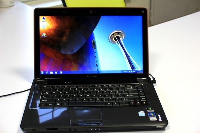 Laptop Do Gier Lenovo Y550 Dedykowana Graficzna GT310 Gwarancja