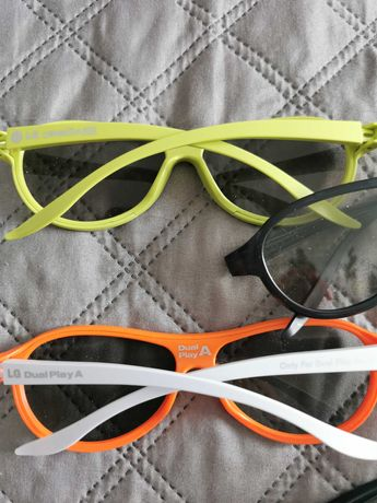 Okulary do telewizora LG /3D