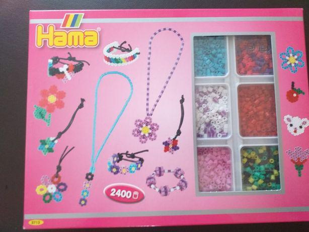 Sprzedam nowy zestaw Hama 3713, 2400 koralików