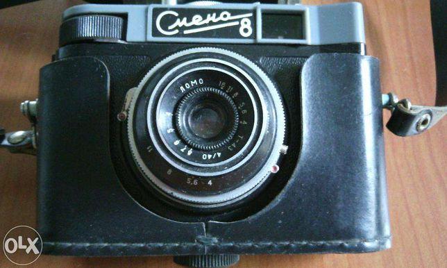Фотоаппарат Смена-8, нерабочий.