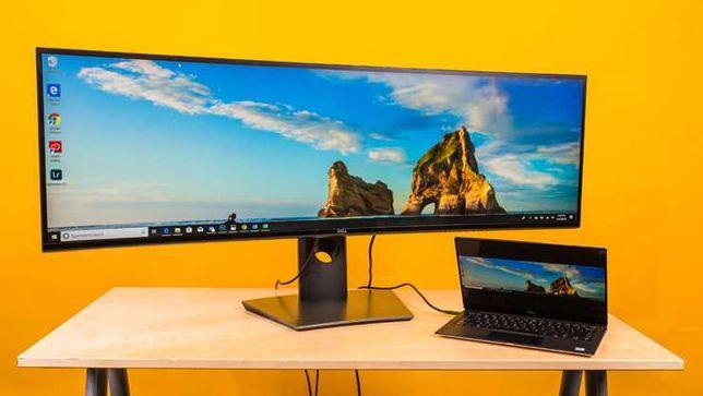 "Dell Ultrasharp U4919DW - 49"" Ultrawide 1440p 32:9"