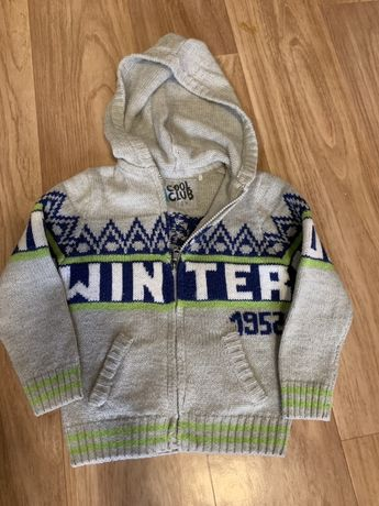 Кофта, свитер Cool club, 104