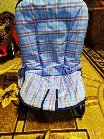 Детское кресло - шезлонг