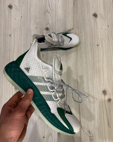 Оригинальные Баскетбольные кроссовки кросівки Adidas pro boost low