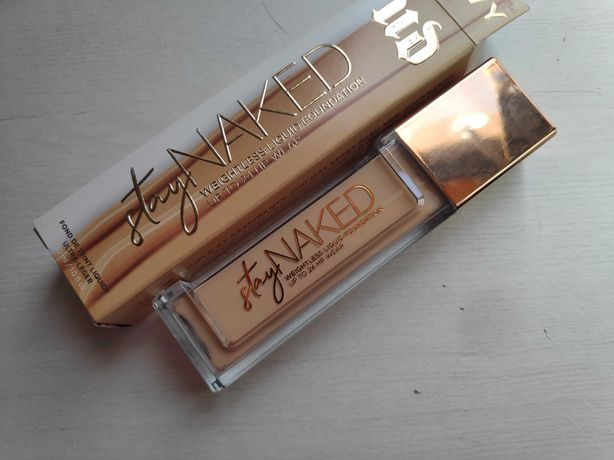 Base Urban Decay Stay Naked nova