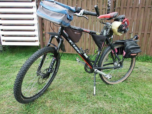 Rower TreK z silnikiem Honda