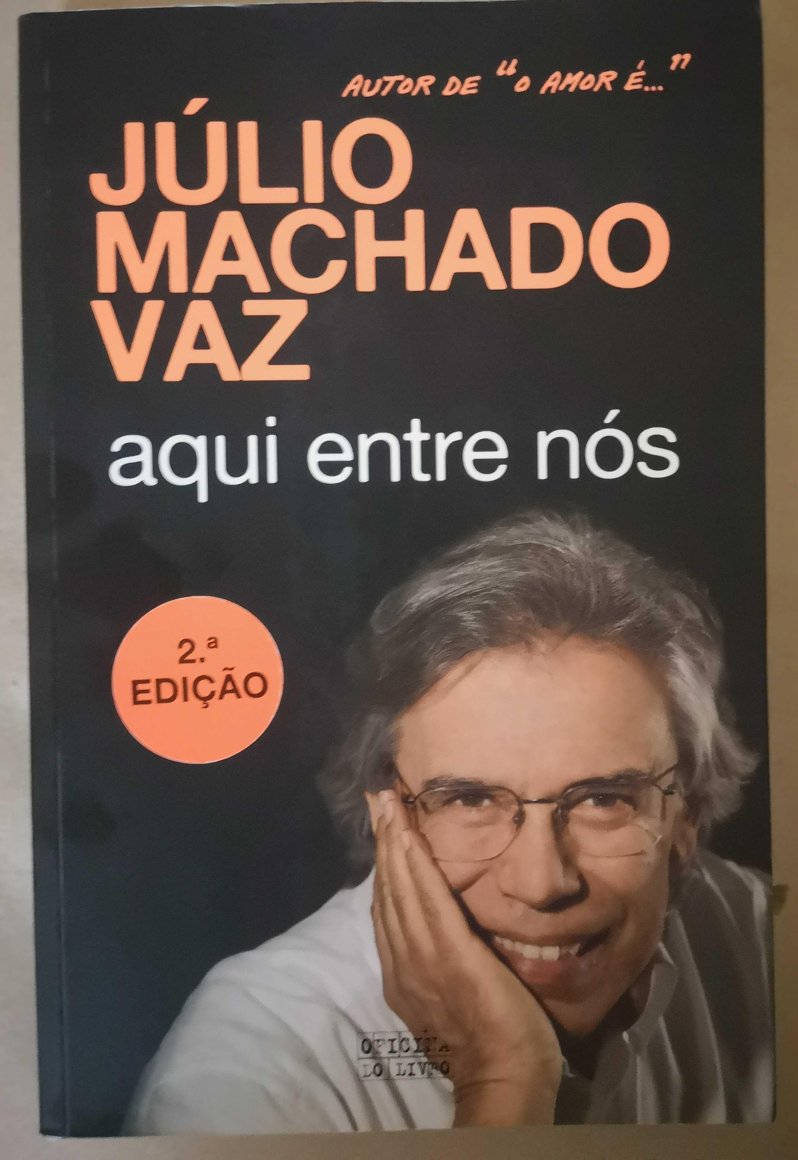 """""""Aqui Entre Nós"""" de Júlio Machado Vaz"""