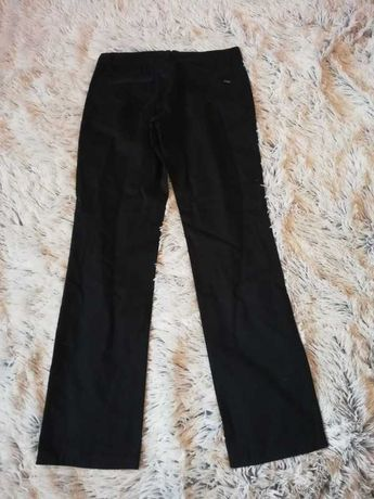 Spodnie damskie proste